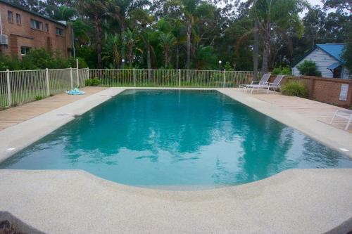 The swimming pool at or close to Huskisson Bayside Resort