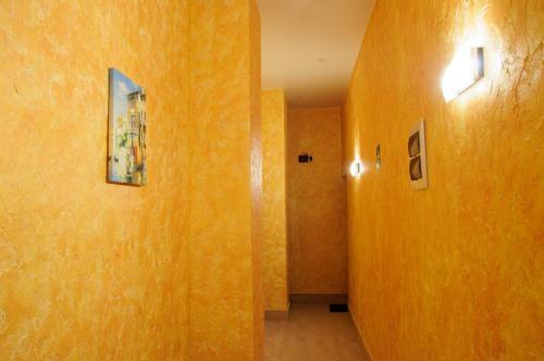 Ванная комната в Гостиница Киль
