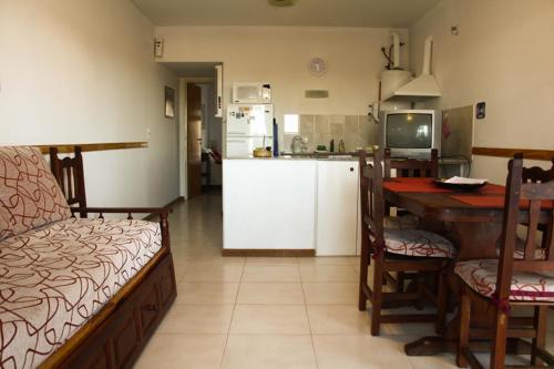 Una cocina o kitchenette en Edymar