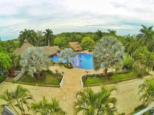 Vista de la piscina de Hotel Campestre Villa Martha o alrededores