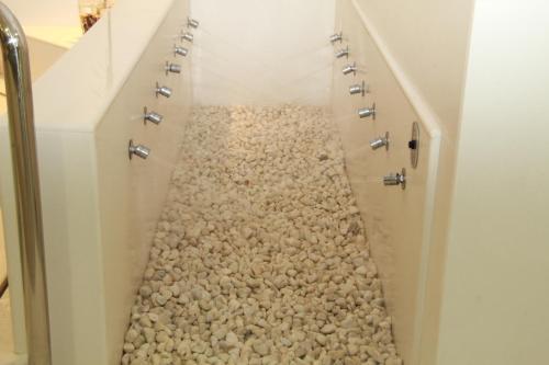 Un baño de Del Mar Hotel & Spa