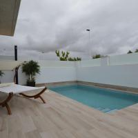 Luxury Holiday Home with Private Pool near Sea in Murcia