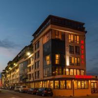 Avenue Hotel, отель в Бургасе