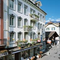 Hotel Blume / El Azteca, hotel in Interlaken