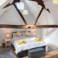 Theoc Cottage in Historic Tewkesbury, hotel in Tewkesbury