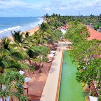 Pandanus Beach Resort & Spa, отель в Бентоте