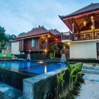 The Kubu221 Ceningan, hotel in Nusa Lembongan