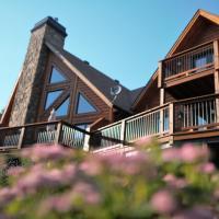 Selenia Lodge- Résidences et Chalets dans les Laurentides, hotel em Saint-Rémi-d'Amherst