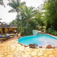 2 Friends Guest House, hotel in Jinja
