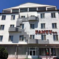 Fanti Hotel, отель в Видине