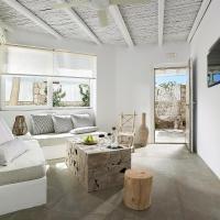 Delmar Apartments & Suites Pollonia, ξενοδοχείο σε Πολλώνια