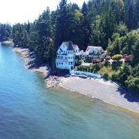 Vancouver Island Castle Cove Inn, hotel em Chemainus