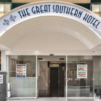 Great Southern Hotel Brisbane, hotel in Brisbane