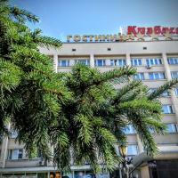 Гостиница Кузбасс, отель в Кемерово