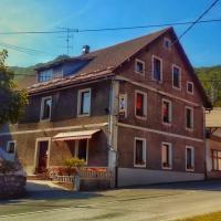 Gostilna Metka, hotel in Črni Vrh