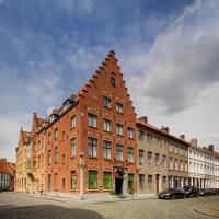 Hotel Jacobs Brugge, hótel í Brugge