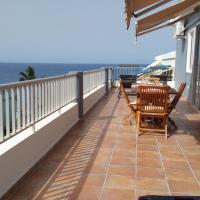 Ático con vistas al mar, hotel in Puerto Naos