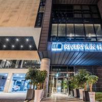 Rivertain Hotel, hotel in Daegu