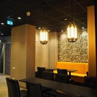 Hotel Blossoms City, hotel en De Pijp, Ámsterdam