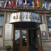 Hotel Belvedere Příbram, hotel en Příbram