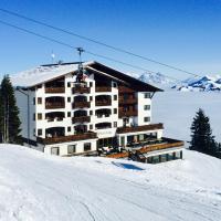 Ehrenbachhöhe on Top of the Mountain
