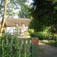 The Moats Bed and Breakfast, hotel in Ledbury