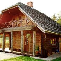 Lejasbisenieki, hotel in Turaida
