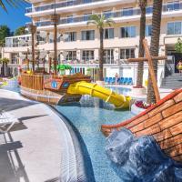 Hotel Oasis Park Splash, hotel in Calella