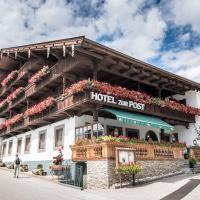 Hotel Zur Post, hotel in Alpbach