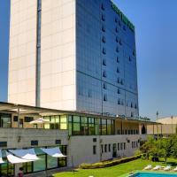 산티아고데콤포스텔라에 위치한 호텔 호텔 오카 푸에르타 델 카미노
