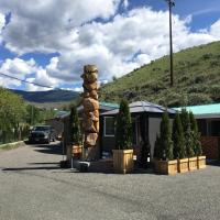 Sunset Motel, hotel in Cache Creek