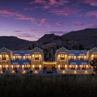 Asymi Residences, hotel in Symi