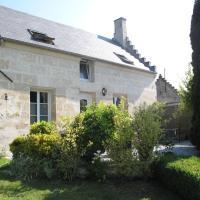 La Maison Des Chiens Rouges, viešbutis mieste Berneuil-sur-Aisne