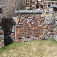 Luxury Radium Condo - Copper Horn Towne, hotel em Radium Hot Springs