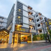 New Siam Palace Ville - Near Siriraj Hospital, viešbutis Bankoke