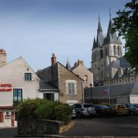 Cote Loire - Auberge Ligerienne, hotel in Blois