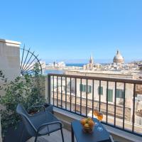 La Falconeria Hotel, hotel in Valletta