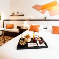 Radisson Blu Paris-Boulogne, viešbutis mieste Bulonė-Bijankūras