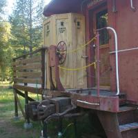 Little Red Caboose, Hotel in Oakhurst