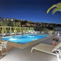 Callia Retreat Suites - Adults Only, hotel en Fira