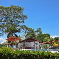 Agua Dulce Beach Resort, hotel in Puerto Jiménez