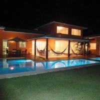 Maracajau - Luxury Beach Villa, hotel em Maracajaú