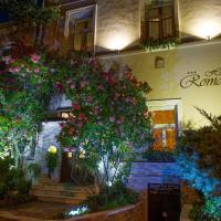 Hotel Romantik Eger, hotel in Eger