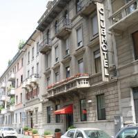 Club Hotel, hótel í Mílanó