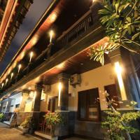Surya Inn, Hotel in der Nähe vom Flughafen Ngurah Rai - DPS, Kuta