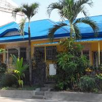 Yellow House Room Or House Rental, hotel in Subic