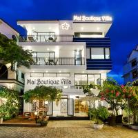 다낭에 위치한 호텔 마이 부티크 빌라
