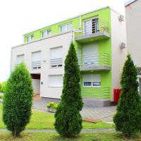 Bokun Apartments III, hotel in Sisak