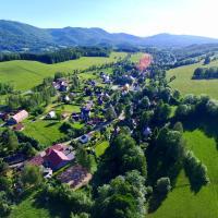Pension Vzlet s Tělocvičnou, Hotel in Bad Liebwerda