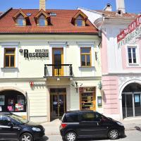 Penzion Rosenau, hotel in Rožňava